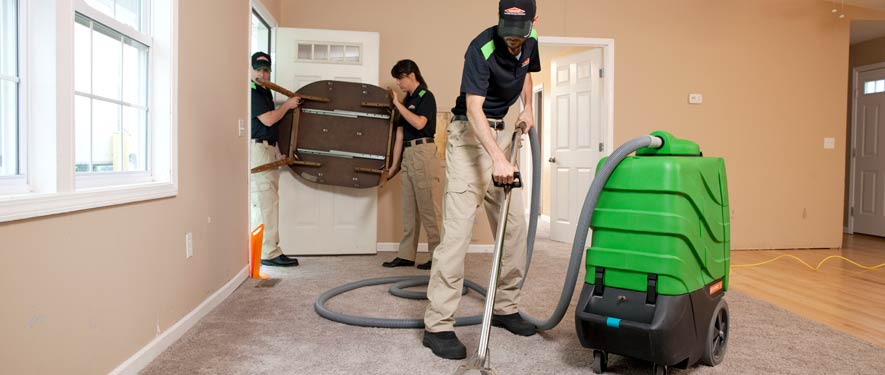 Anderson, SC residential restoration cleaning